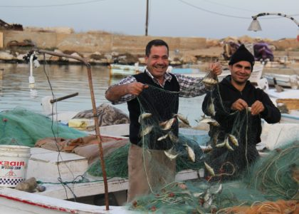 FISHMEDNET: A new bespoken diversification project for Mediterranean Artisanal Fisheries Enterprises