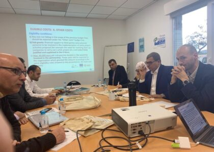 Kick-off-Meeting of the project FISHMEDNET